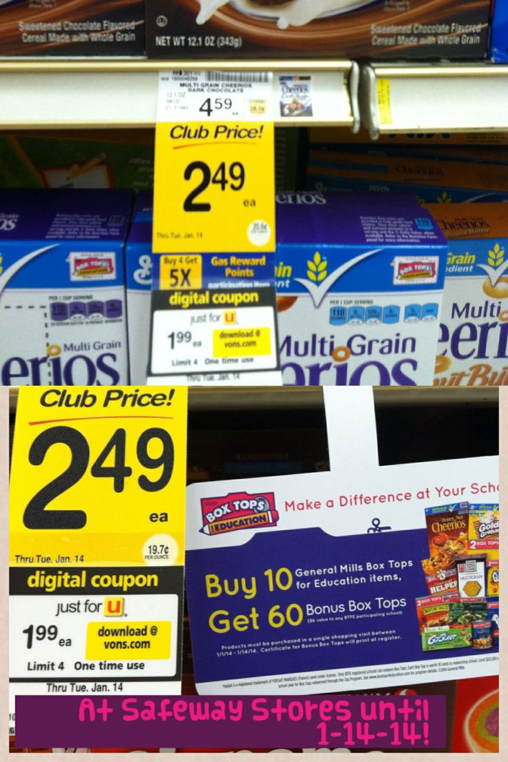 Check your safeway stores weekly ad now through 11414