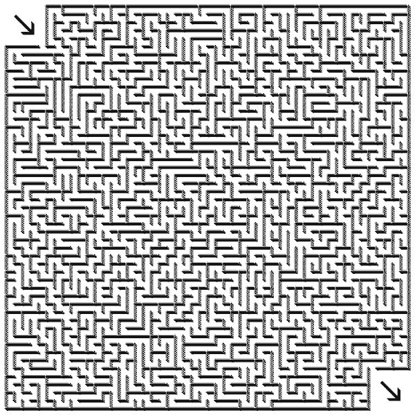 111 best Free Mazes images on Pinterest Maze Christmas crafts