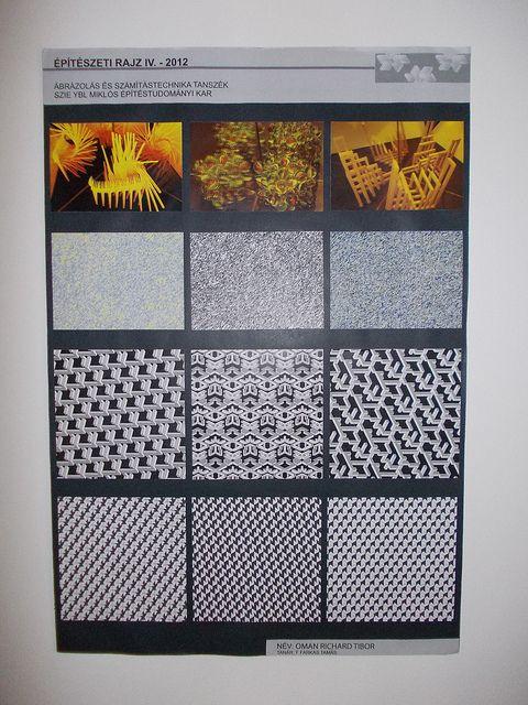 Építészeti rajz |tabló | Flickr - Photo Sharing!