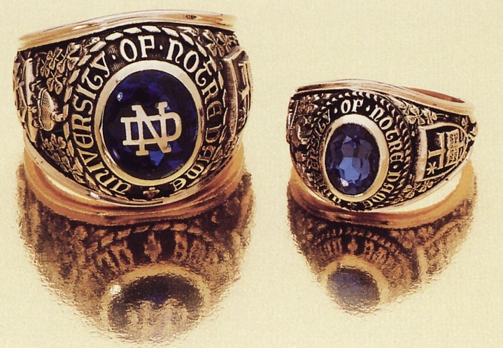 University Of Michigan Official Class Ring