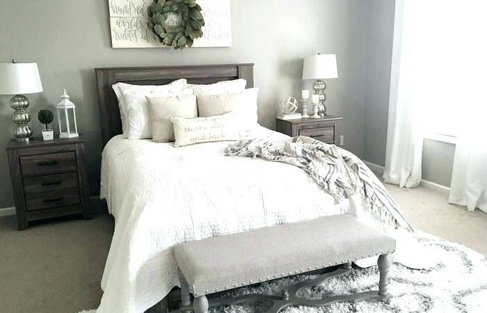 Rustic Farmhouse Master Bedroom Ideas Thelatestdailynews Dekorasi Rumah Kamar Tidur Ruangan