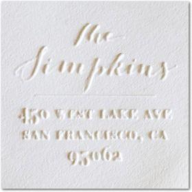 From Wedding Paper Divas Embossers Monogram Custom Embosser