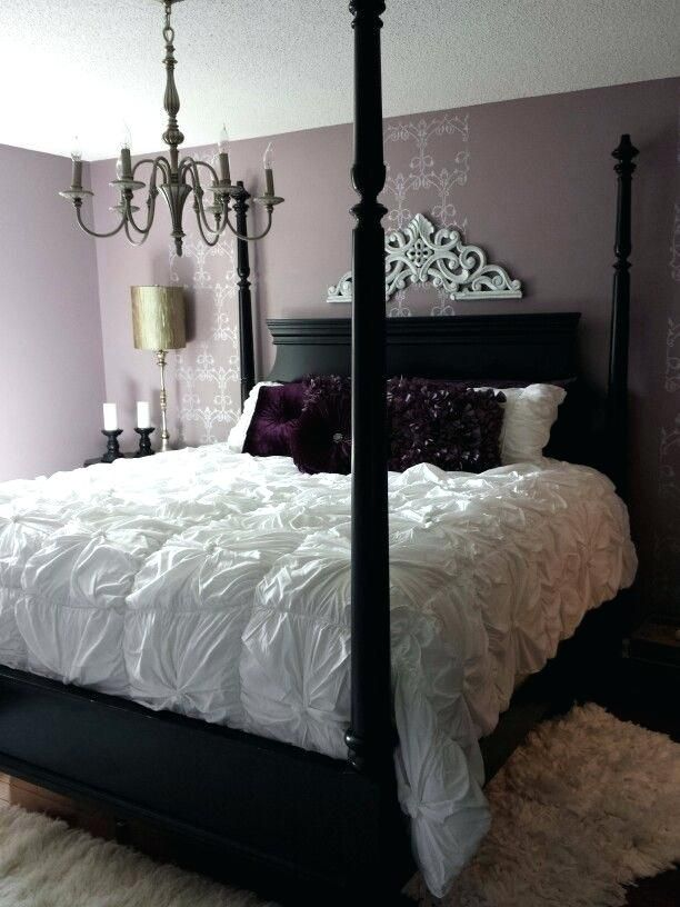 Lavender Bedroom Decorating Ideas