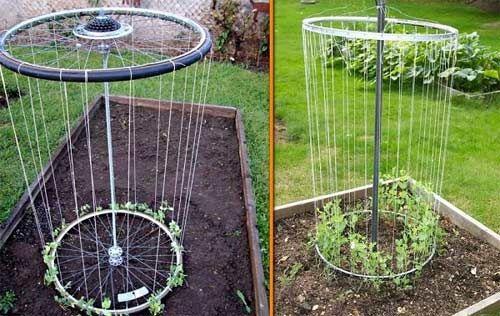 Arredare il giardino di casa con il graticcio per rampicanti fai ...