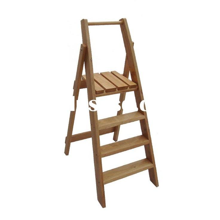 Wooden Step Ladder Spring Pictures Pinterest Wooden