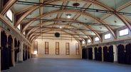 Main Pavilion - flat floor side