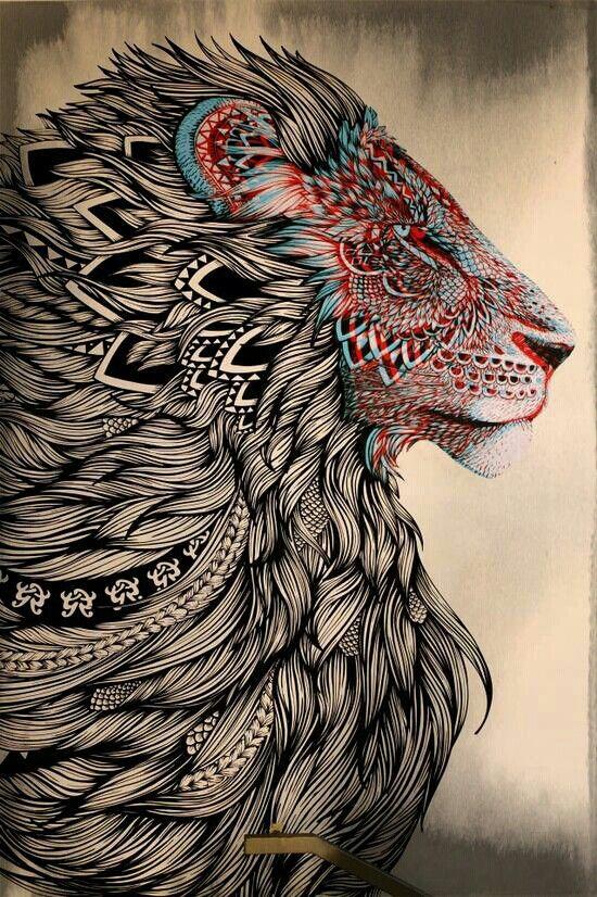 Lion Of Judah Miscellaneous Art Tattoos Street Art