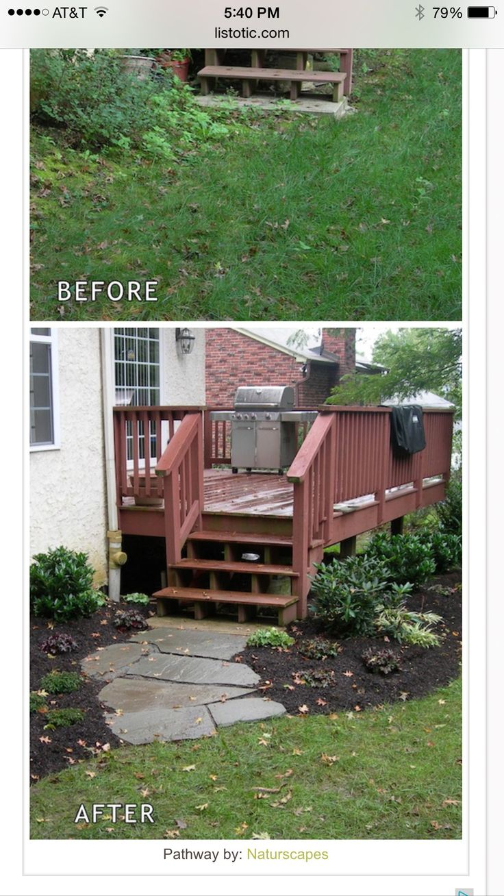 Awesome Backyard Transformations On A Budget