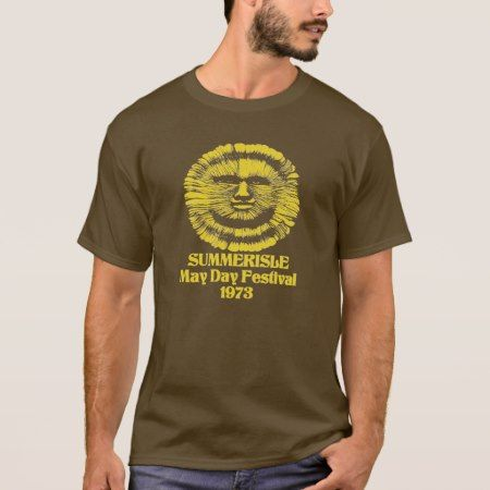 Summer Isle May Day Festival 1973 (The Wicker Man) T-Shirt - tap, personalize, buy right now!
