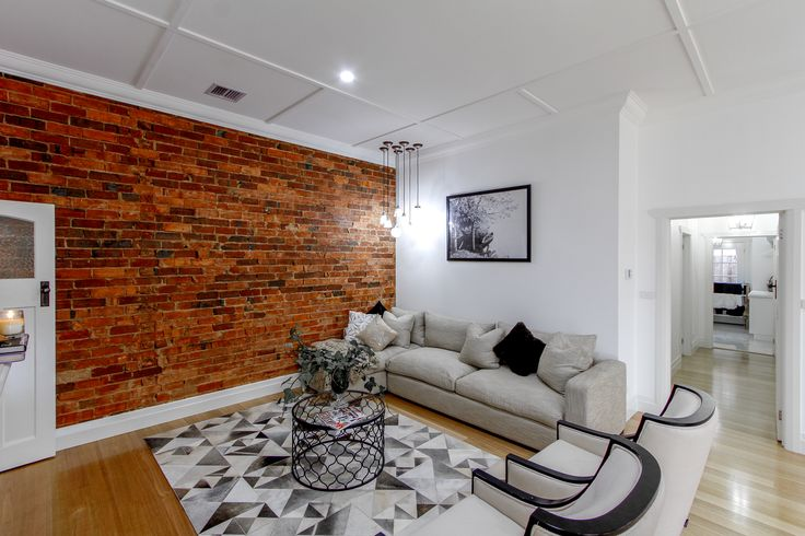 Existing Red Brick Wall in new Family Area