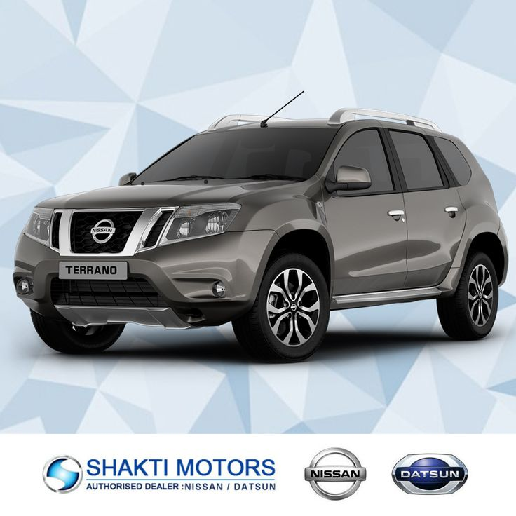 The #NissanTerrano is #Designed to be Equally impressive on the Inside as it is capable on the outside. #ShaktiNissan : https://goo.gl/oiso1Z #ShowRoom in #NaviMumbai #MyCar #Drive #NissanCar