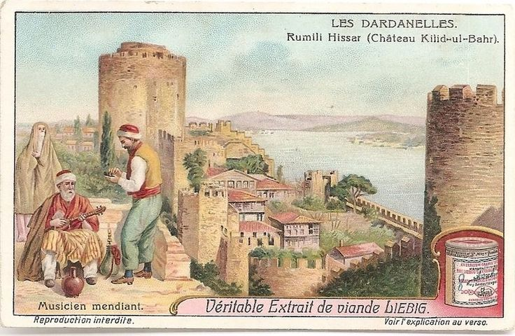 Rumili Hissar - - Les Dardanelles