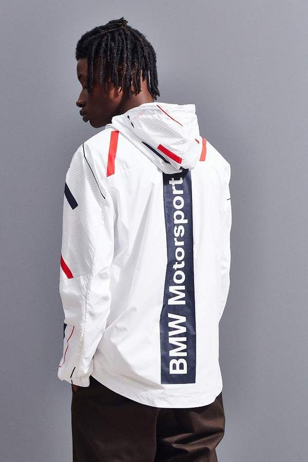 Puma BMW Motorsport Windbreaker Jacket | sport в 2019 г.