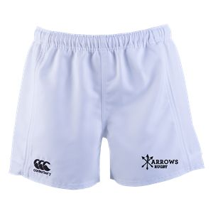 Canterbury Advantage Rugby Shorts For Arrows Rugby Football Club