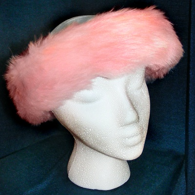 Pink Rabbit Ice Halo - very popular in October for Breast Cancer Awareness month!