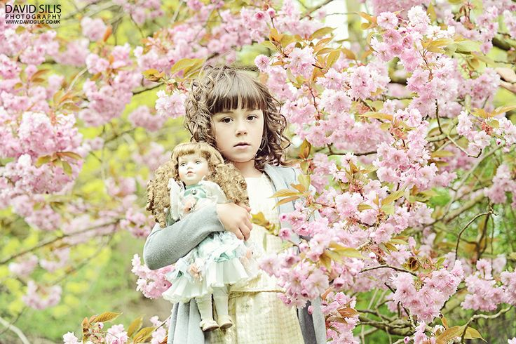 #doll #photography #blossom #kids #photoshoot