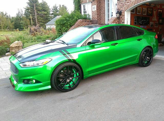 Ford Fusion & 43 best Ford ? Fusion images on Pinterest | Ford Ford fusion ... markmcfarlin.com