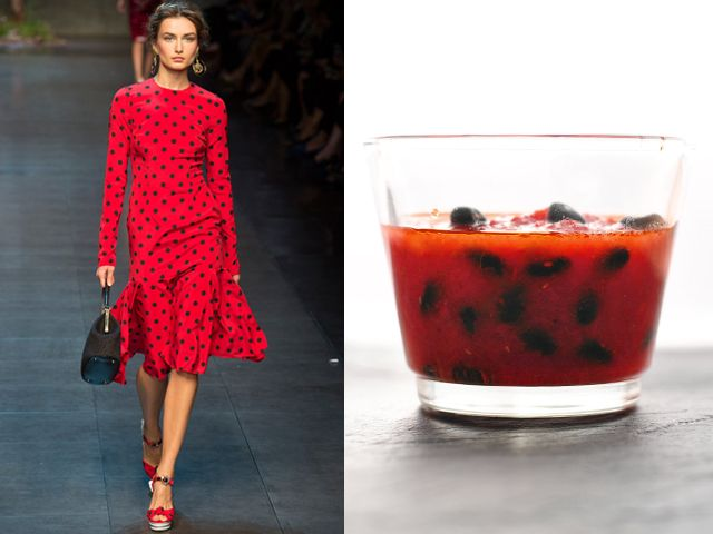 Dolce & Gabbana ss 2014 / Spicy mexican sauce