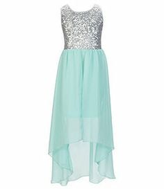 girls dresses 7-16 high low - Google Search
