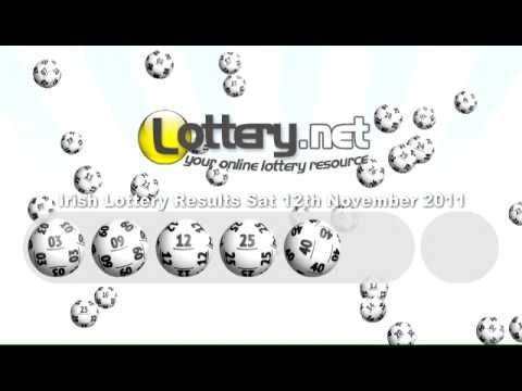 Irish Lottery Results 12th November 2011 - (More info on: https://1-W-W.COM/lottery/irish-lottery-results-12th-november-2011/)
