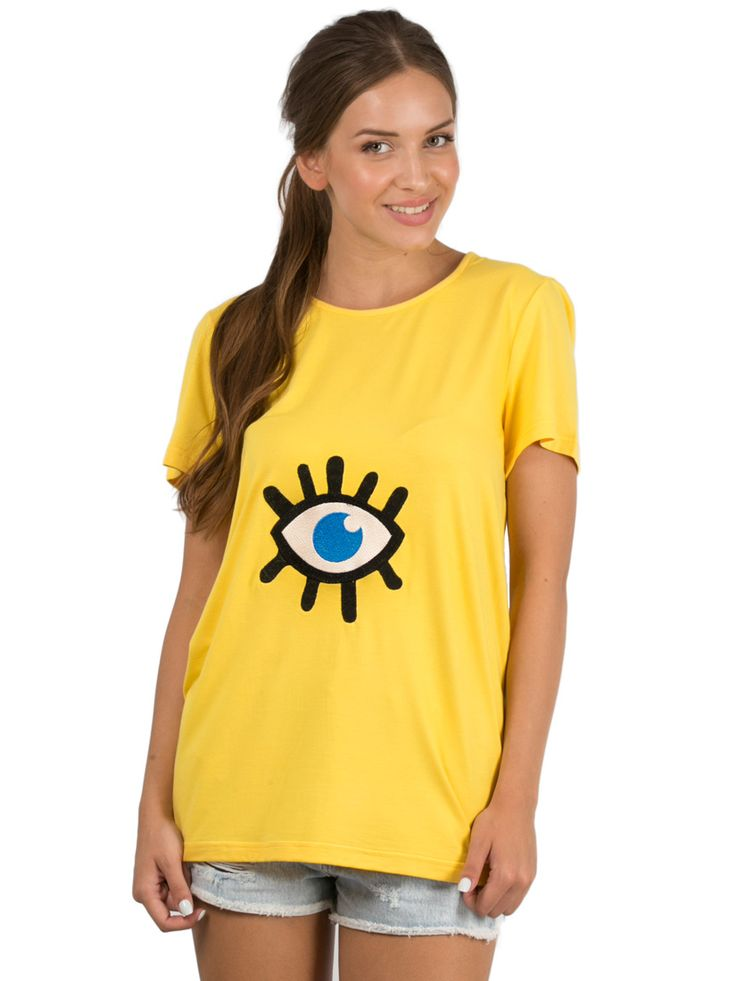 Yellow T-shirt Pop Eye