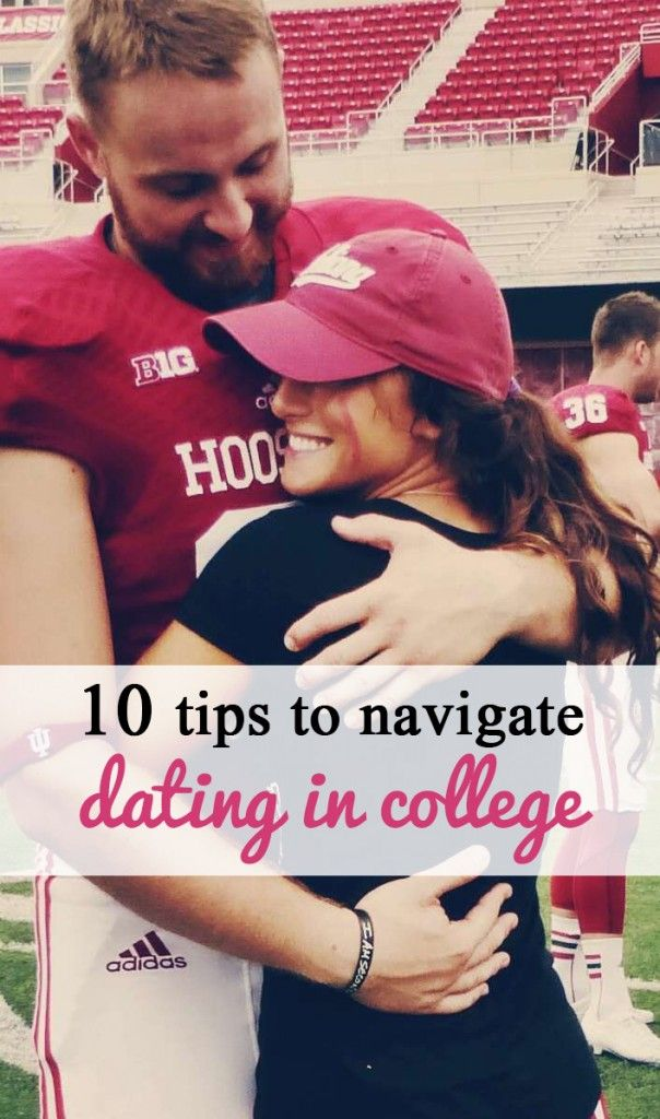 Here are some tips to help you figure out college dating and make the most of you relationship!
