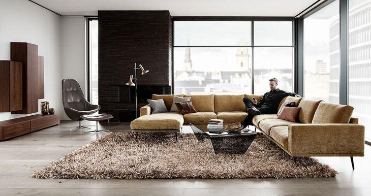 Scandinavian living room BoConcept