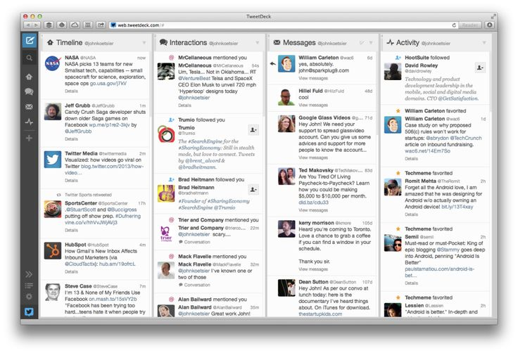 Twitter releases faster tweeting, DM'ing, image previewing