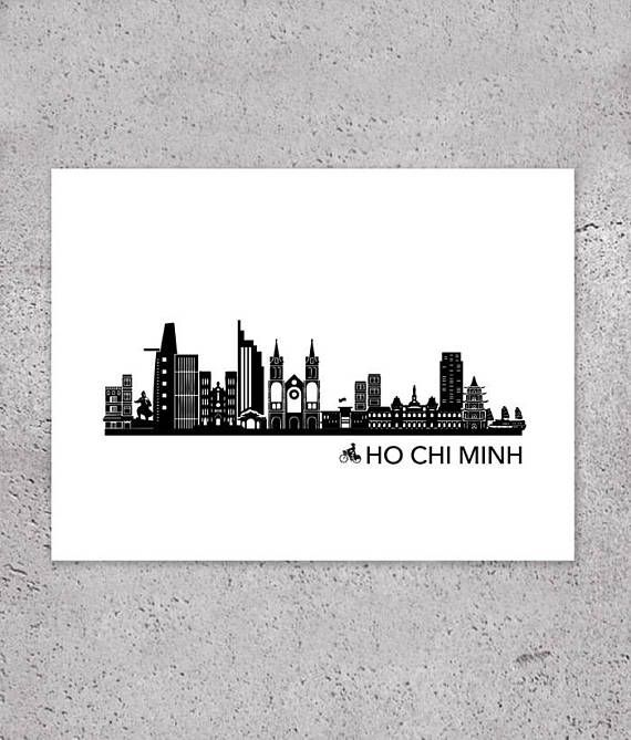 2021 Lunar Moon Phases Calendar Moon Phases Chart Yearly Etsy In 2020 Ho Chi Minh City Map City Map Poster Ho Chi Minh