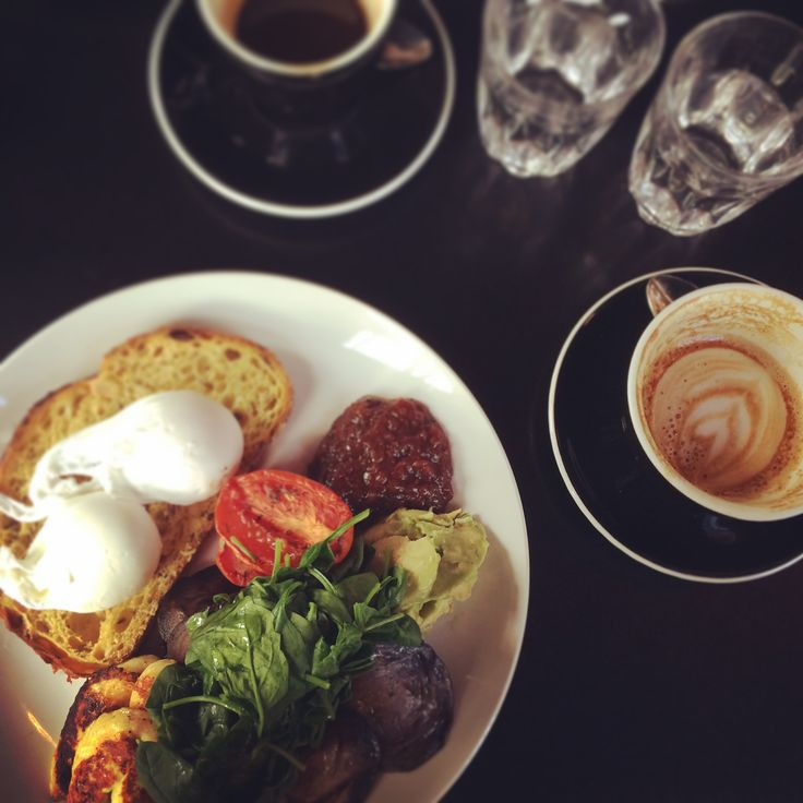 Three Bags Full, Melbourne - our favourite place for breakfast!