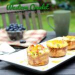 Tasty Brunch: Western Omelet Cups Recipe