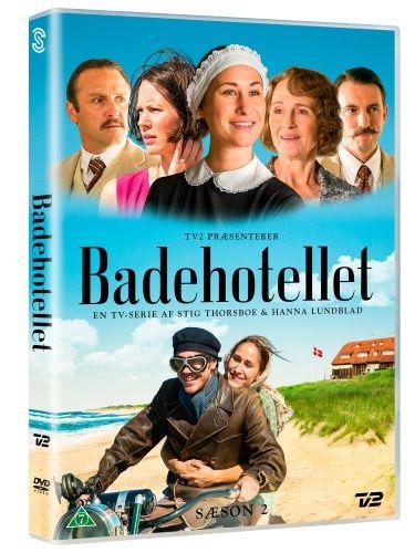 Badehotellet sæson 2 (DVD)