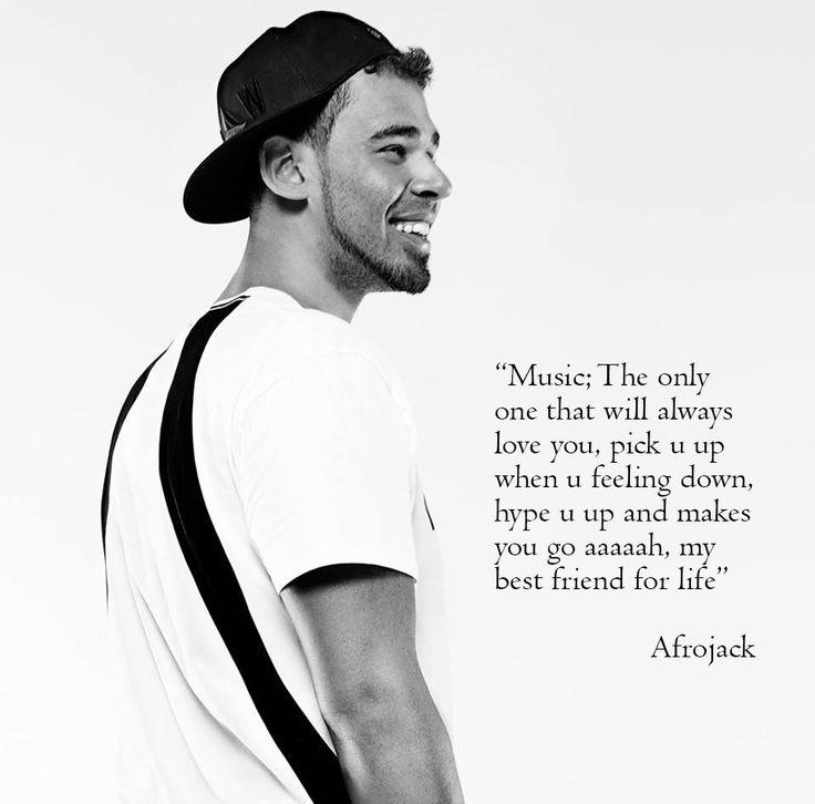 Afrojack quote & dj saying #afrojack