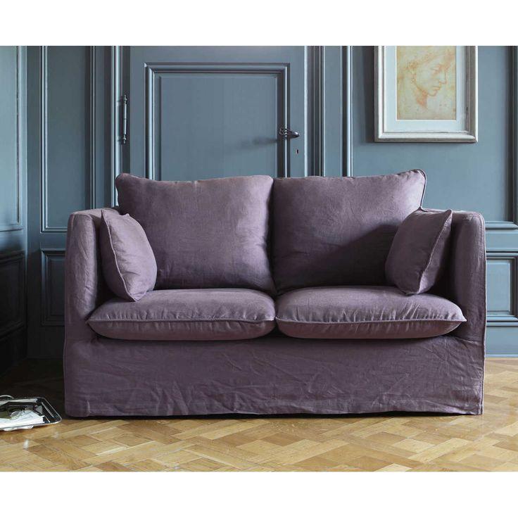 canap s petits prix for the home sofa linen sofa. Black Bedroom Furniture Sets. Home Design Ideas
