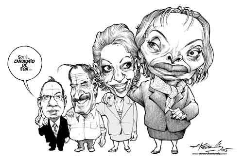 Caricaturas Políticas