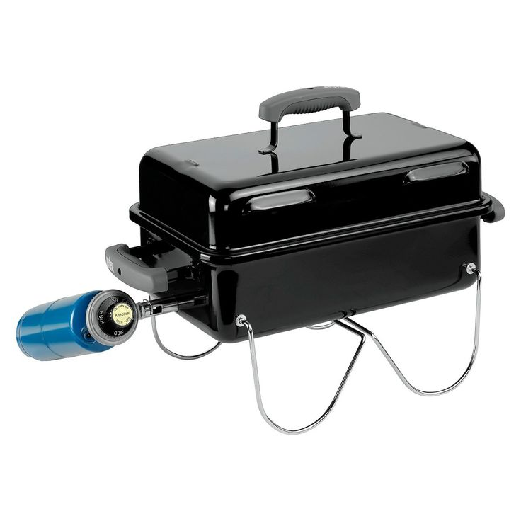 Weber Go Anywhere Gas Grill Model 1141001 Propane Gas Grill Best Gas Grills Portable Gas Bbq