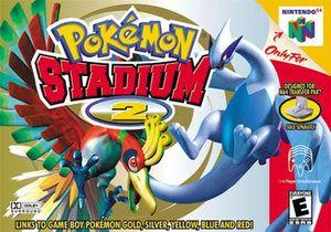 Pokemon Stadium 2 - N64 Game
