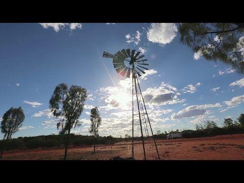 Australia's Outback - Canon 5D Mark III - Glidecam HD 2000 - YouTube