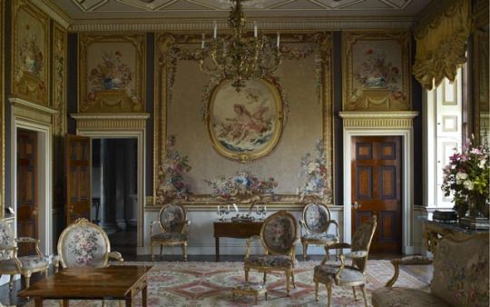 1000 images about newby hall on pinterest gardens statue of and painted ceilings - Newby house interiors ...