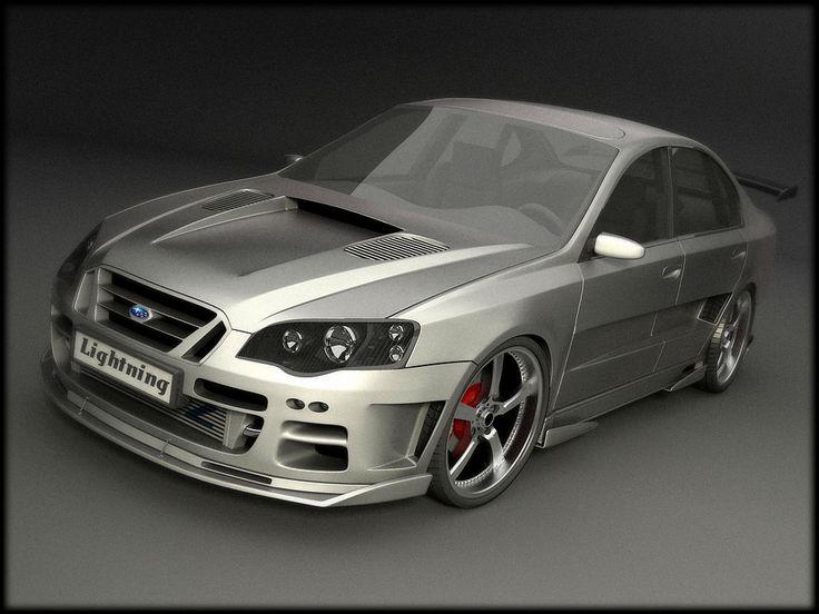 Subaru Legacy?