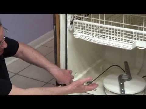 ▶ Dishwasher Leaks - Dishwasher Leaking From Door - YouTube