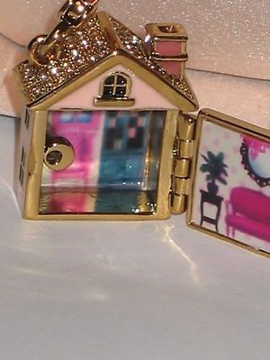 Juicy Couture Doll House Charm Collected C H A R M S