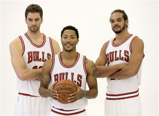 Chicago Bulls revamped!