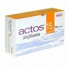 Actos is an oral diabetes medicine that helps control blood sugar levels.Actos is sometimes used in combination with insulin or other medications, but it is not for treating type 1 diabetes.