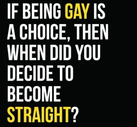 LGBT: God, I hate seeing him so miserable?