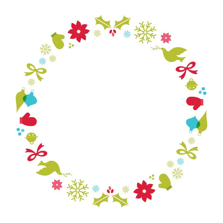 clipart christmas borders and frames