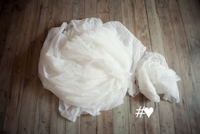 Photography Props and Drops: How to Make A No-Sew Maternity Gown Photography Pr...
