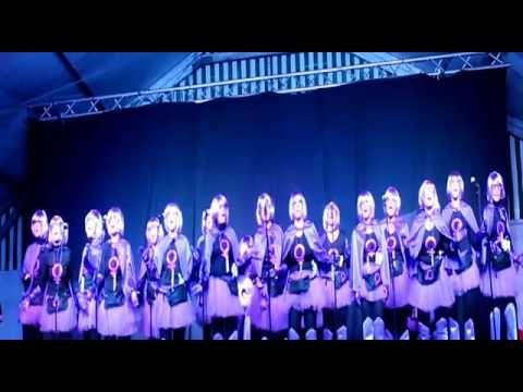 Murga reivindicativa. Por la lucha de la igualdad de genero. Interpretada por el grupo Lo Mejor de Cada Casa (Ganadoras del Concurso de Murgas de Casar de Cáceres de 2017) Música : Despacito de Luis Fonsi.