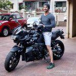 Sushant Singh Rajput is the perfect biker boy  View HQ Pics!