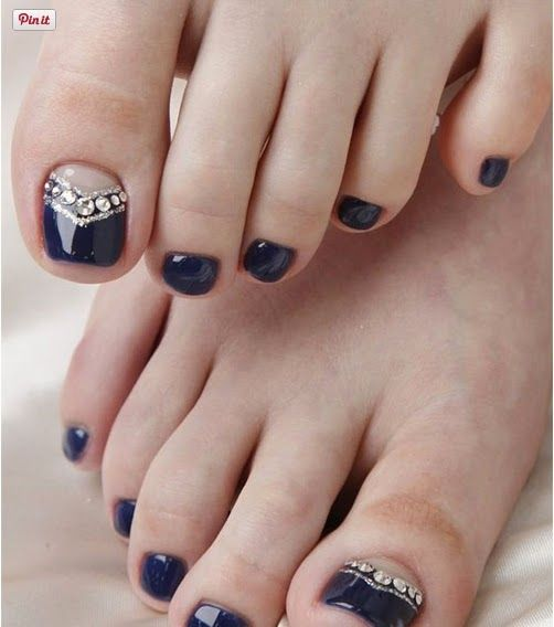 426 best nail art images on pinterest nail scissors french amazing valentines day toe nail art designs ideas prinsesfo Images